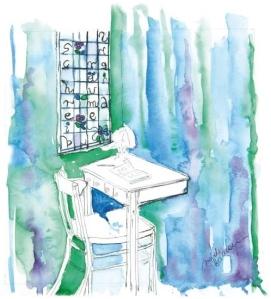 Titelbild der Schreibräume-Anthologie
