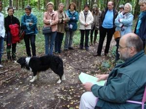 Kuno Kosmos liest bei der LeWa 2010