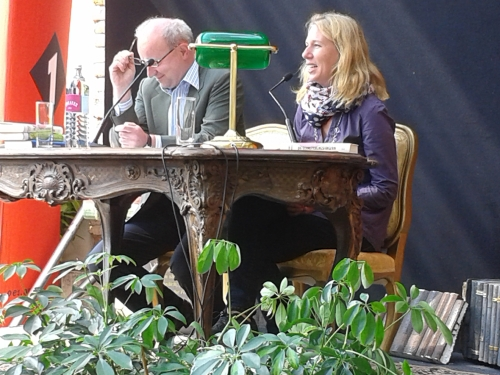 Margarita Kinstner im Gespräch mit Herbert Ohrlinger