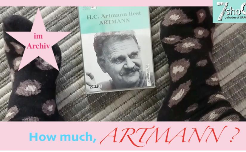 So much, Artmann!